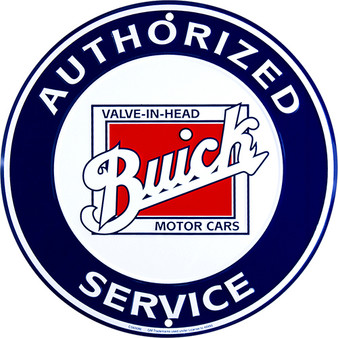 Authorized Buick service center