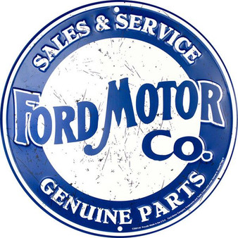 Ford Motor Co.  Sales & Service Genuine Parts