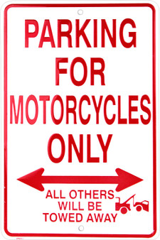 HangTime Parking for Motorcycles Only