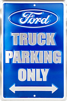 HangTime Ford Truck Parking Only