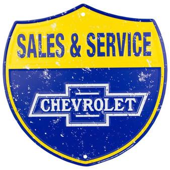 Chevrolet Sales & Service