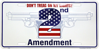 2746 Don't Tread on my 2nd Amendment Rights!