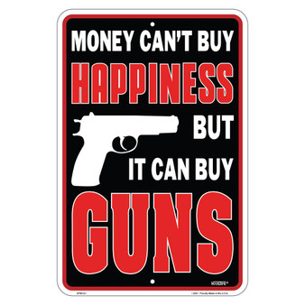 Hangtime Money Can't Buy Happiness BUT It Can Buy Guns