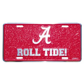 Alabama mosaic license plate