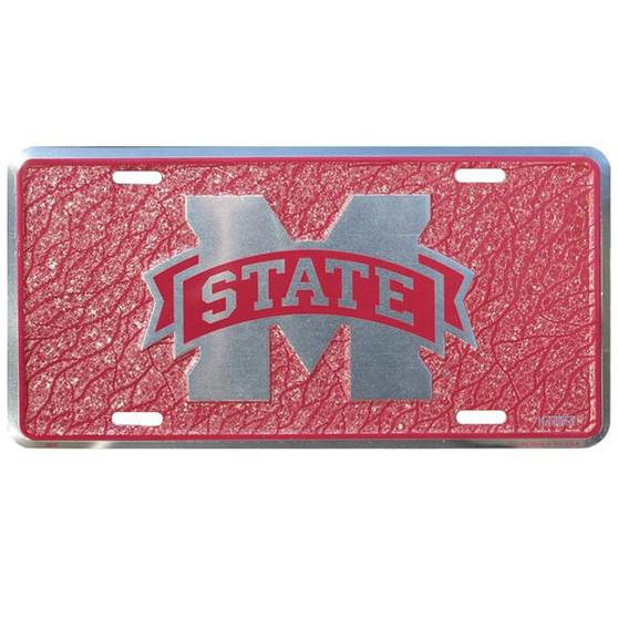 HangTime Mississippi  mosaic license plate