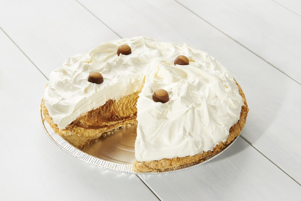 Buckeye Pie. Just like the buckeye candy, only better!