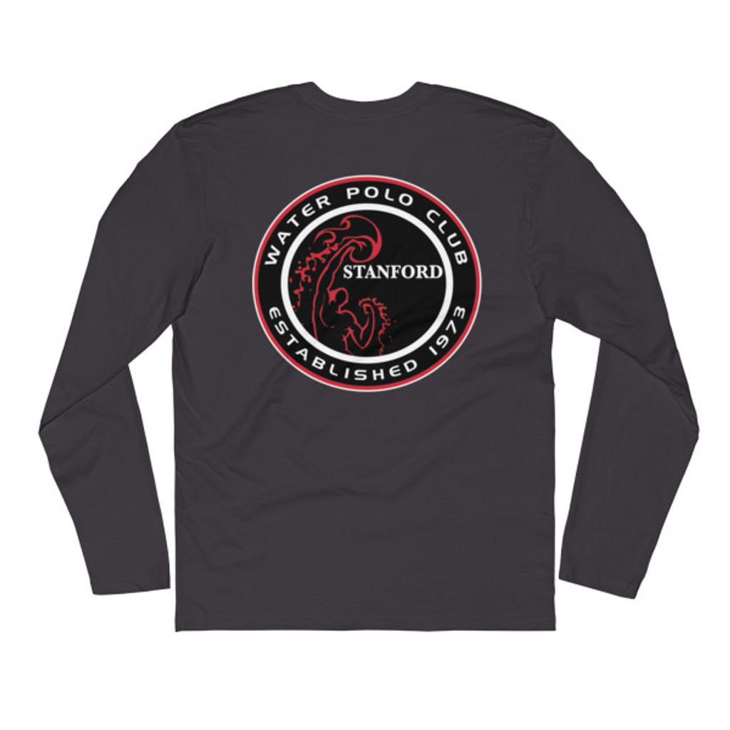 Stanford WPC- Next Level 3601 Premium Fitted Long Sleeve Crew with Tear Away Label