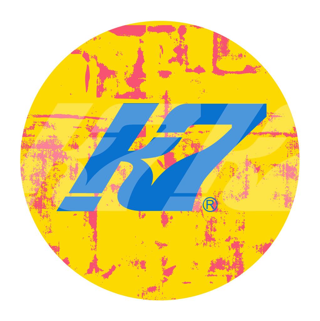 807 K7 Sticker