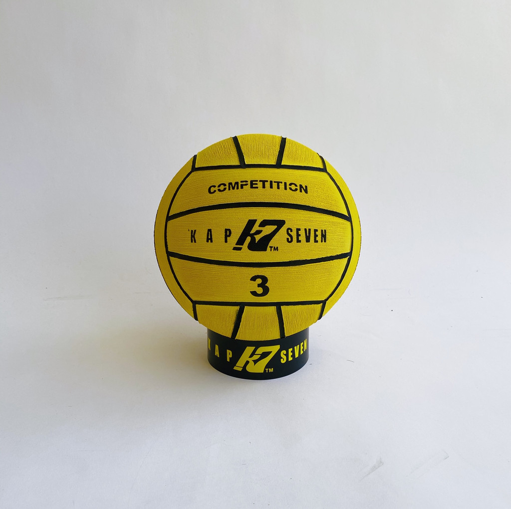 K7 Competition Water Polo Ball Size 3