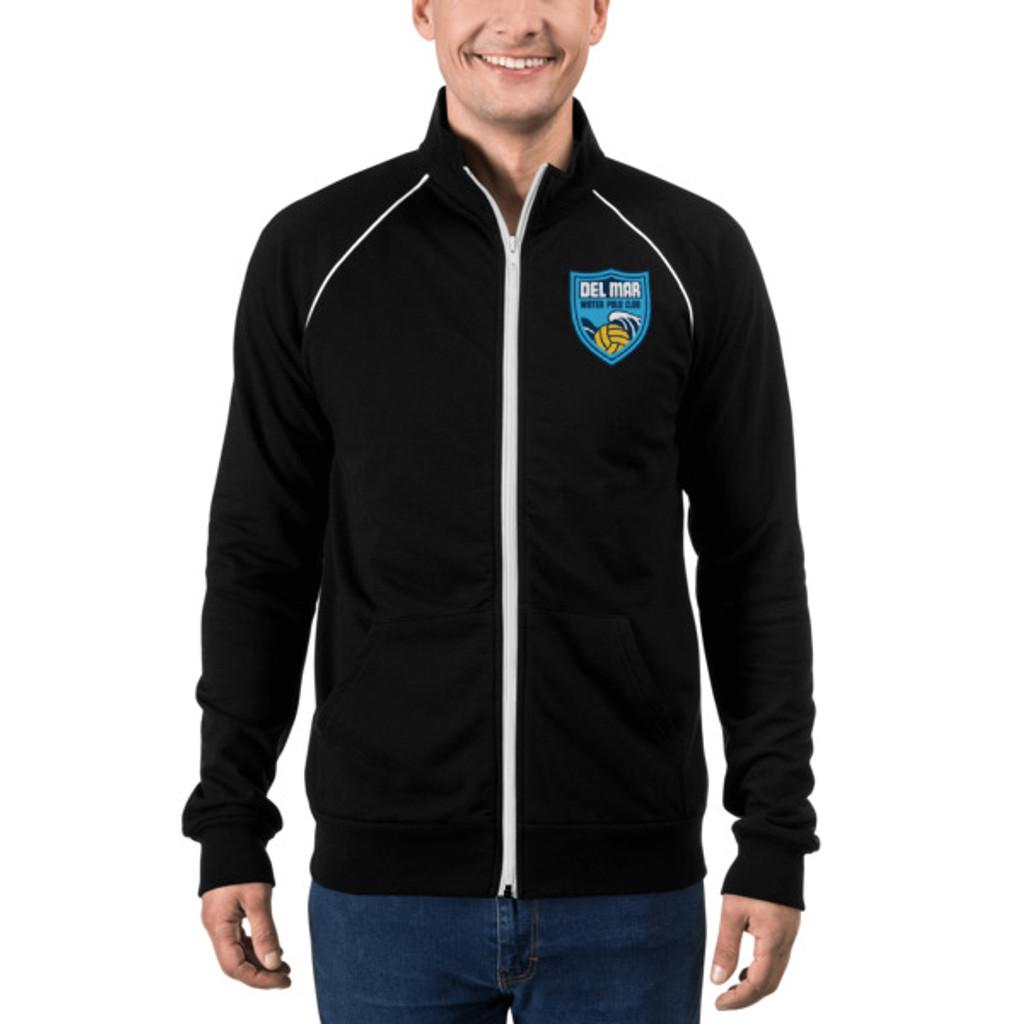 Del Mar Piped Fleece Jacket