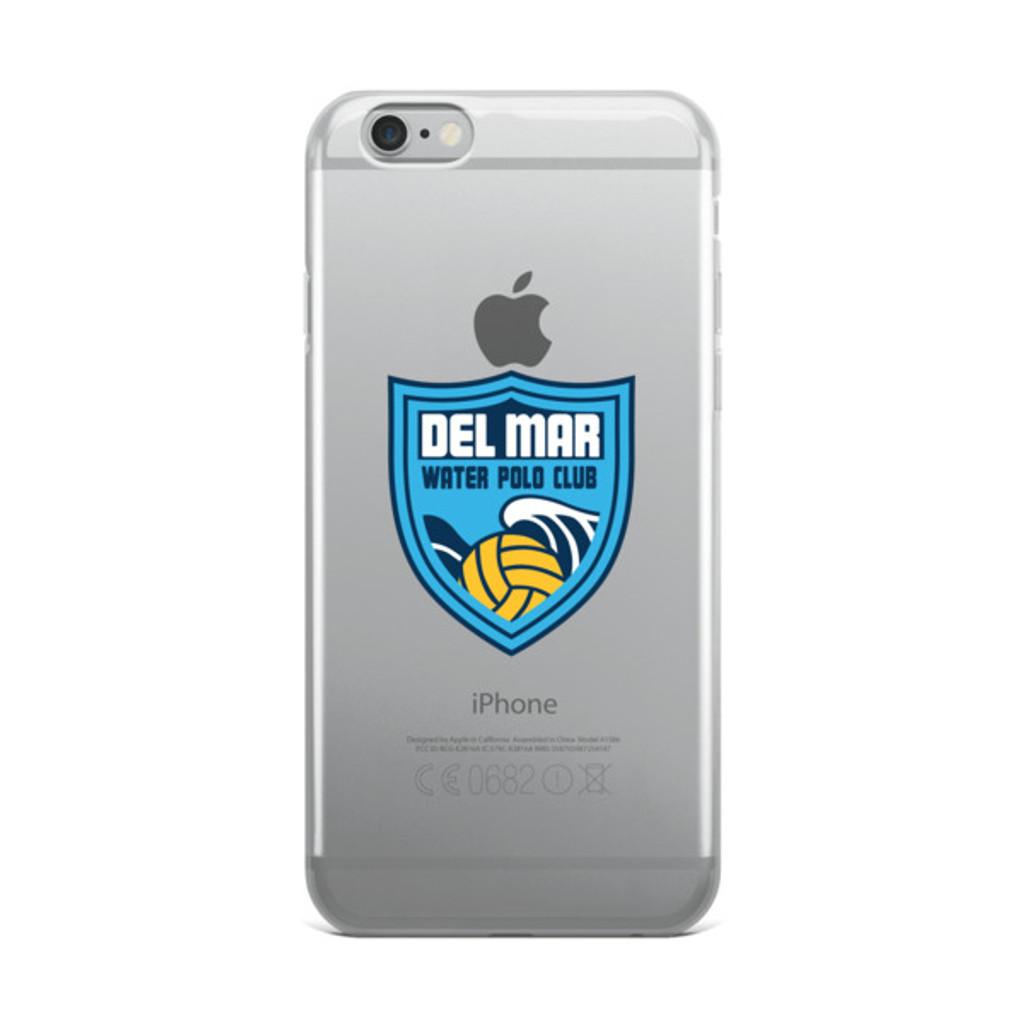 DEL MAR iPhone Case