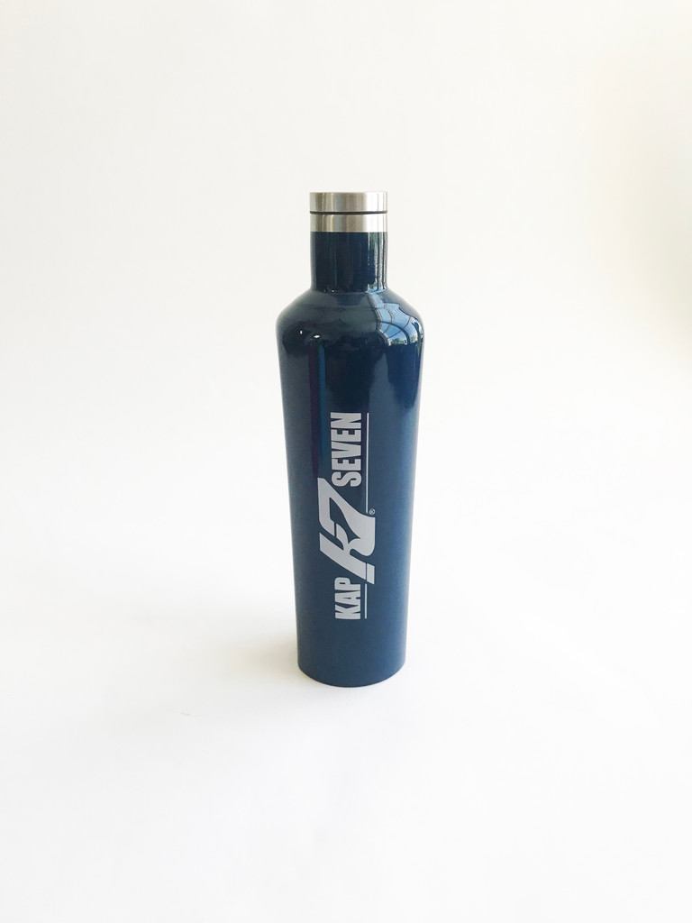 K7 25 Ounce Triple Insulated Water Polo-Navy