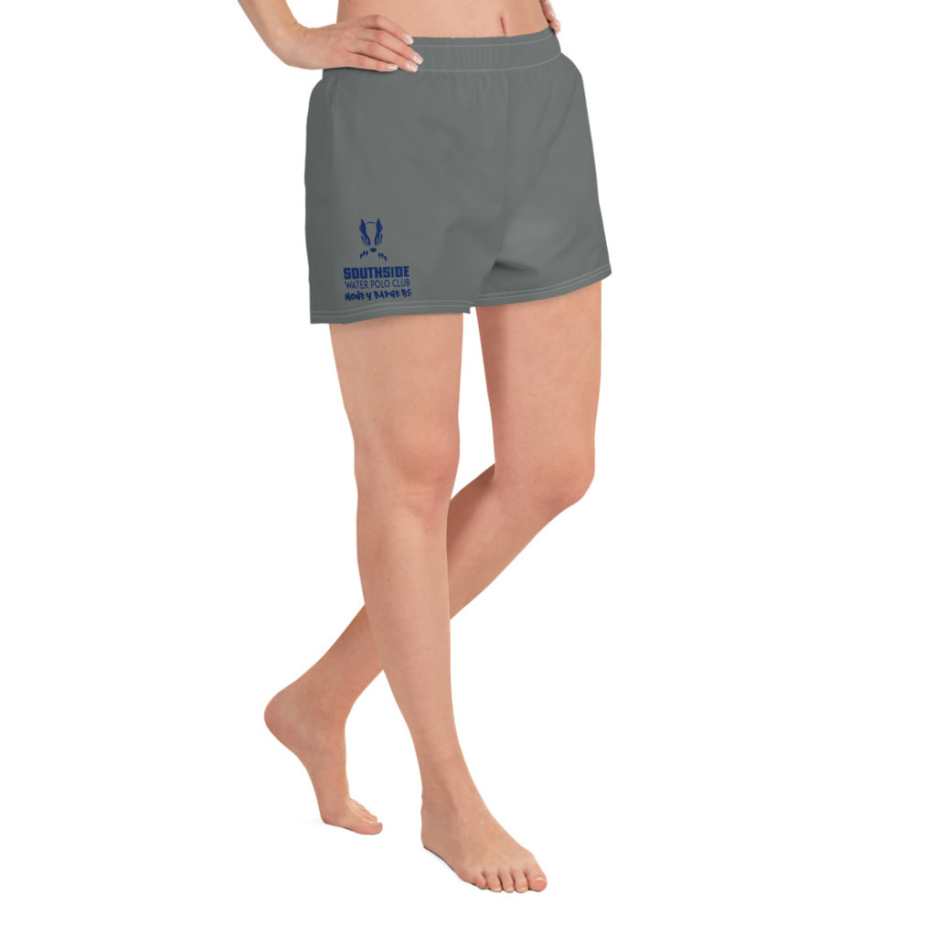 Southside Women's Athletic Short Shorts