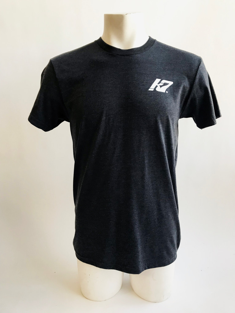 KAP7 Branded Waves Crew T-Shirt