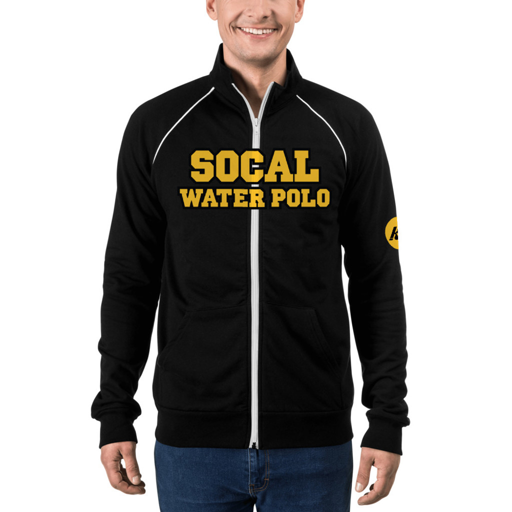 SOCAL Piped Fleece Jacket