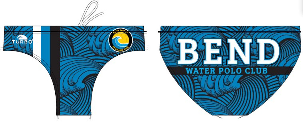 Bend WPC Water Polo Brief