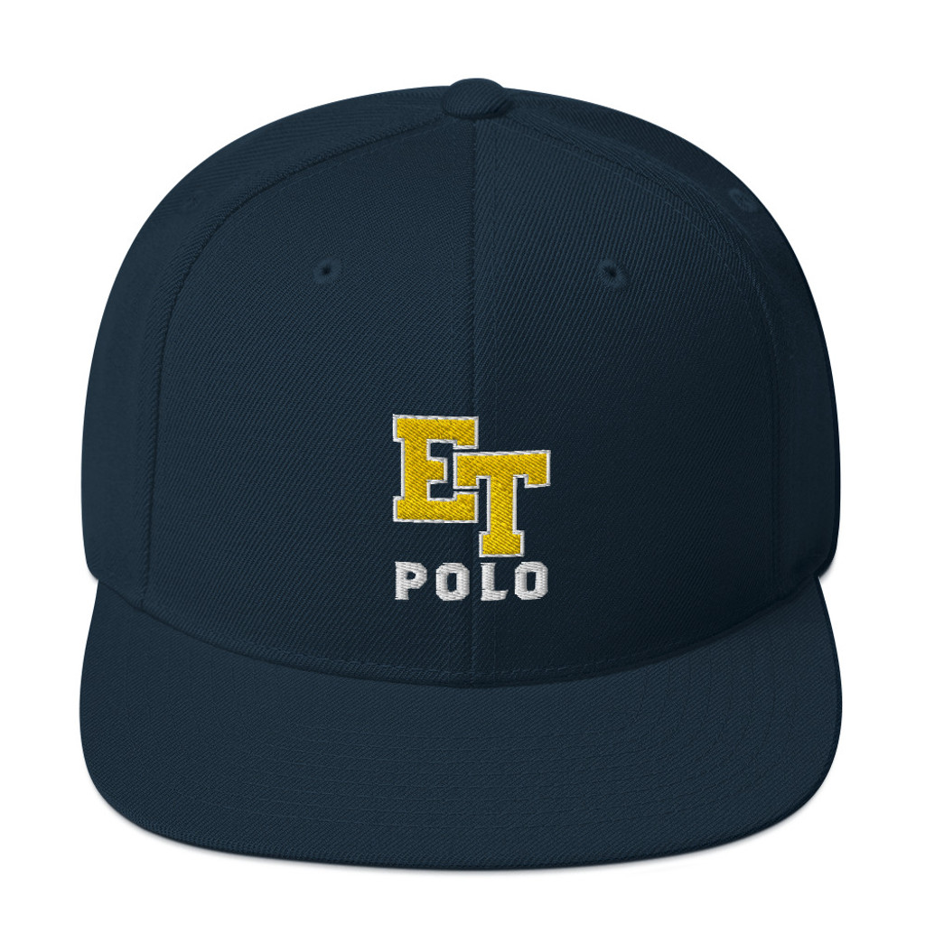 El Toro High School Water Polo Snapback Hat