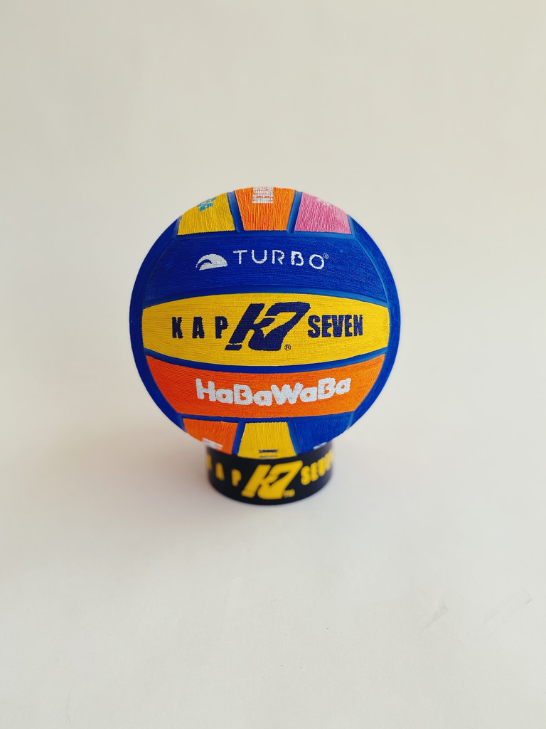 Size 3 HaBaWaba Ball