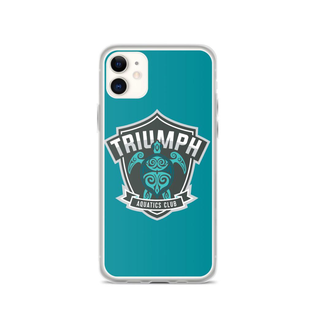 Triumph iPhone Case