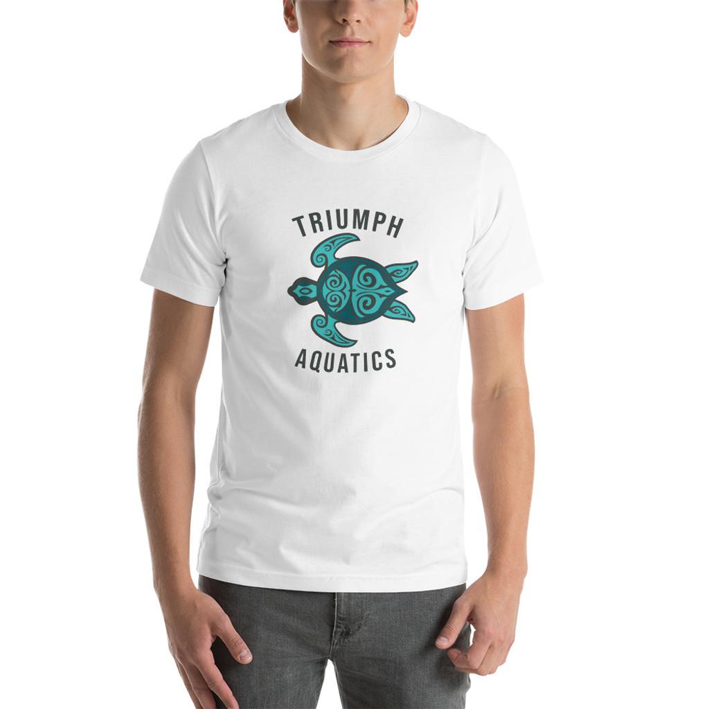 Triumph Short-Sleeve Unisex T-Shirt