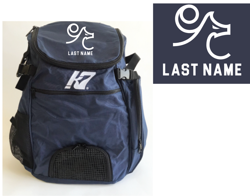 New Haven Hydras Hydrus Backpack