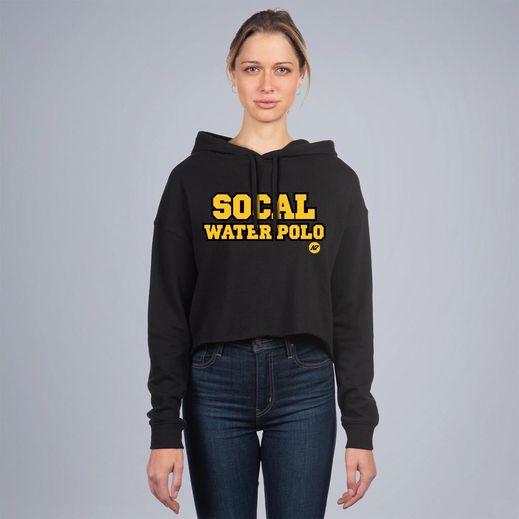 SOCAL Cropped Sweatshirt