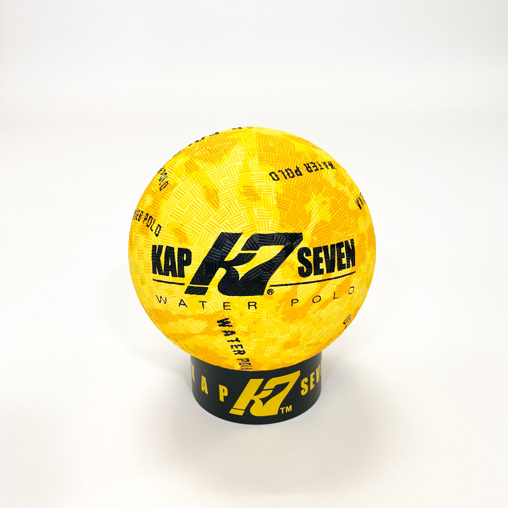 KAP7 Yellow Play Ground Ball