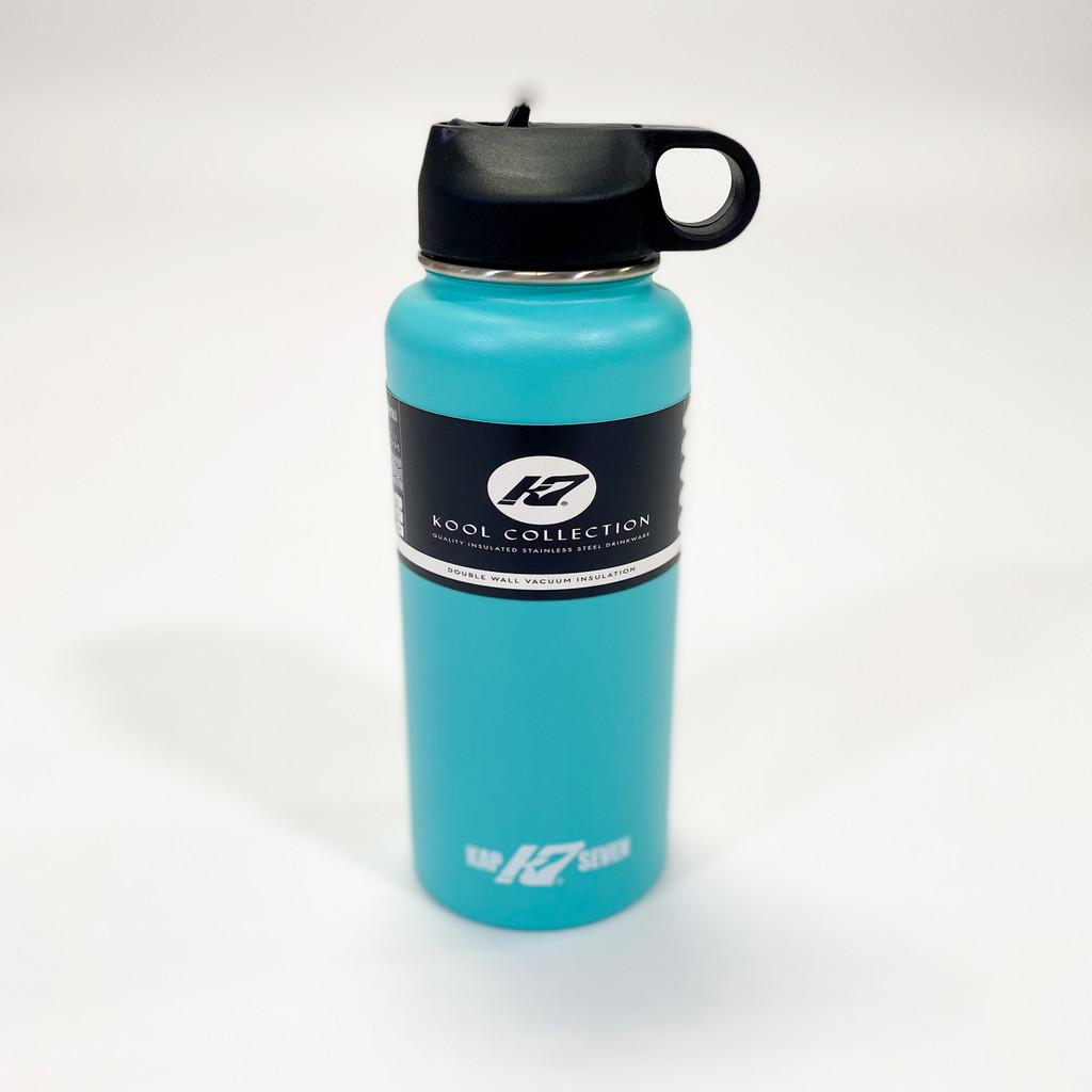 K7 32oz Stainless Steel  Water Bottle - Teal
