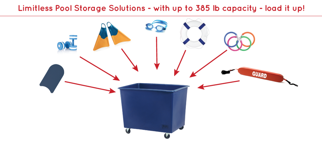 KAP7 Aquatic Storage Bin