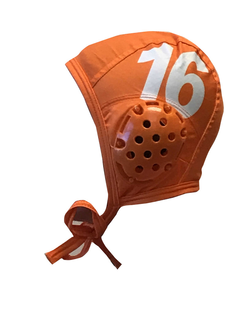 TURBO Standard Water Polo Cap Set with 3 Numbers- 11 COLORS AVAILABLE