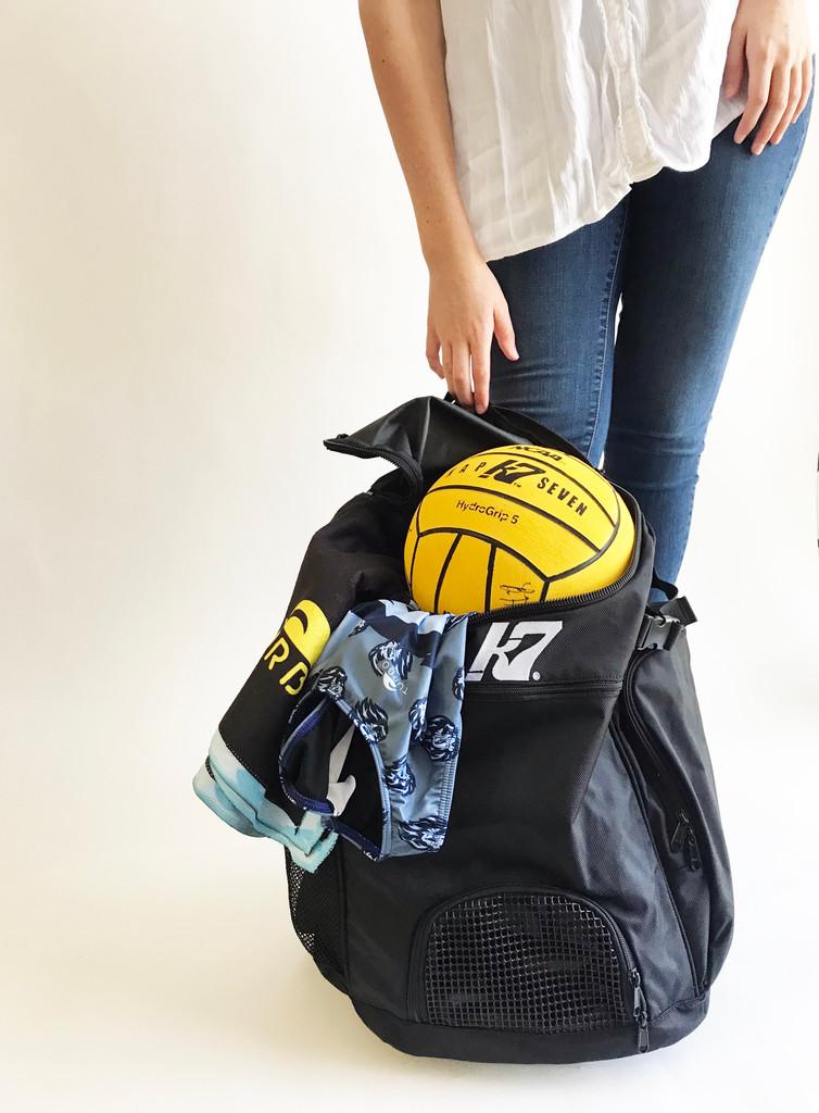 KAP7 Hydrus II Backpack - Black and Navy