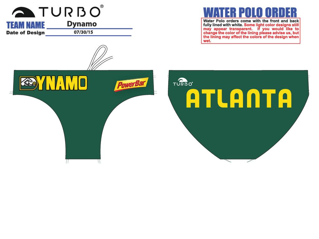 Dynamo Men's Suit