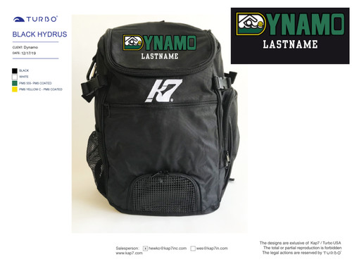 Dynamo Backpack