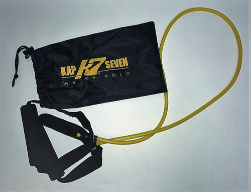 KAP7 Stretch Cord Yellow