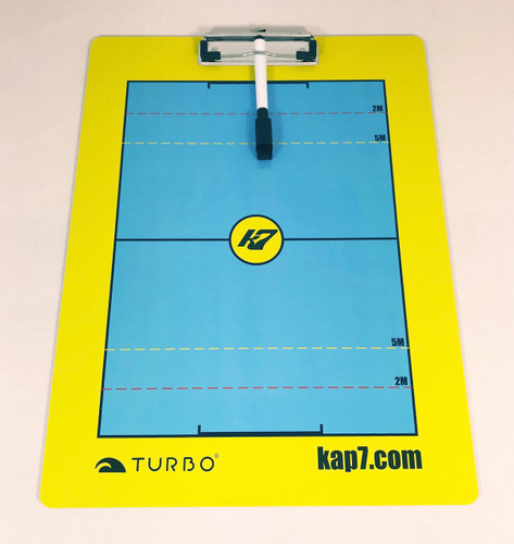"K7 Coaches Dry Erase Board Large- 11"" x 14"""