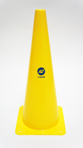 K7 5Meter  Yellow Water Polo Cone Marker