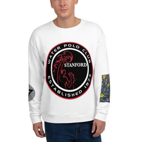 Stanford WPC- All-Over Print Unisex Sweatshirt