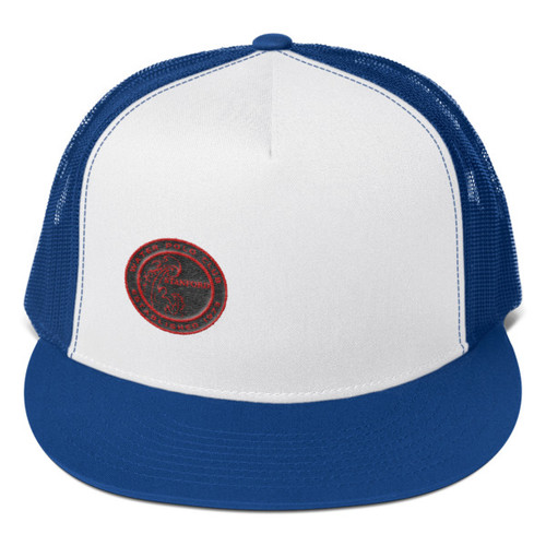 Stanford WPC-Yupoong 6006 Five Panel Trucker Cap