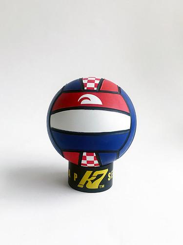 Size 1 Croatia Size Mini Water Polo Ball