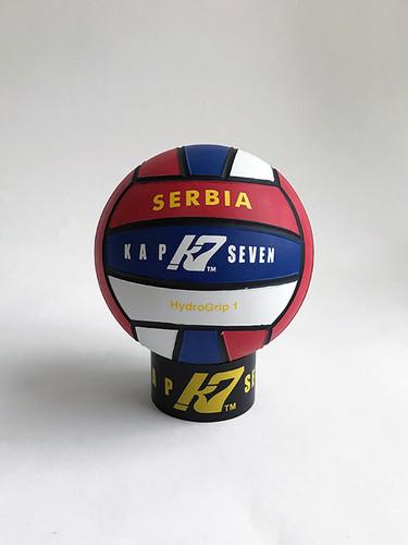 Size 1 Serbia Mini Water Polo Ball