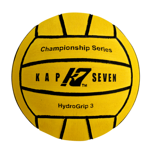 KAP7 Size 3 HydroGrip Water Polo Ball (12U Boys and 12U Girls): 12+ $25.95