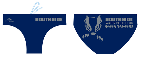Southside Mens TURBO Water Polo Suit