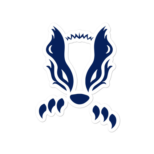 Southside Badger Sticker
