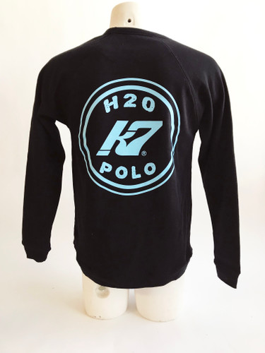KAP7 Branded Toddland Super Soft Sweatshirt- Black