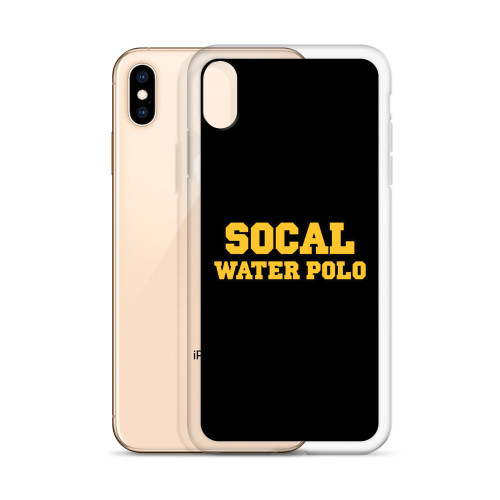 SOCAL iPhone Case