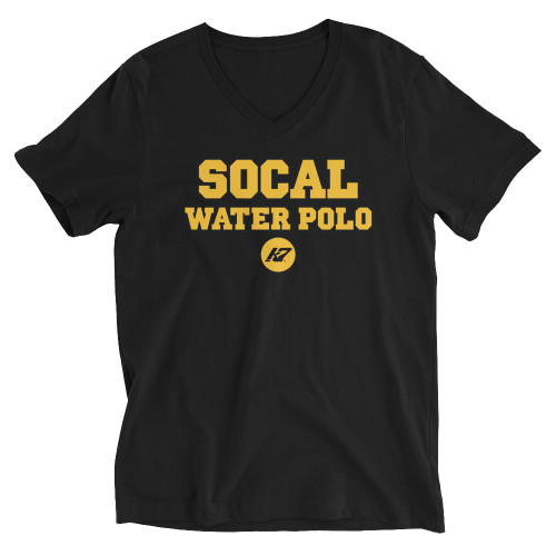 SOCAL 2019 Unisex Short Sleeve V-Neck T-Shirt
