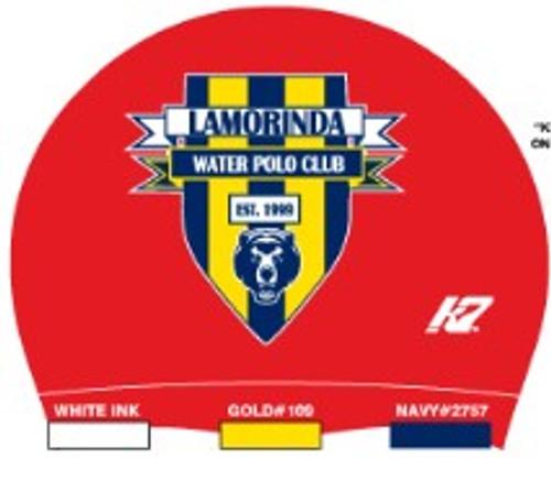 Lamorinda WPC Silicone Caps - Red