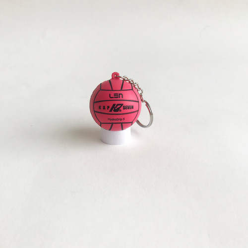 K7 Key Chain Stress Ball - Pink