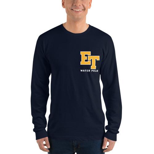 El Toro High School Water Polo Long sleeve t-shirt
