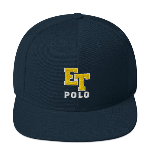 El Toro High School Water Polo Snapback Hat